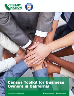 California 2020 Census Small Business Toolkit
